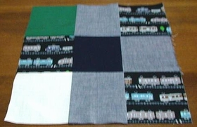 front fabric