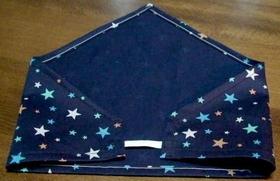 children's triangular kerchief