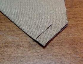 余分な縫い代をカット