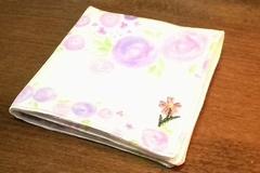 double gauze handkerchief