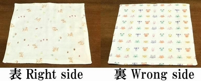 reversible handkerchief