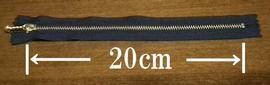 20cmファスナー