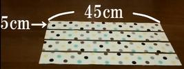 mat strap fabrics