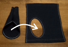 lay 2 fabrics
