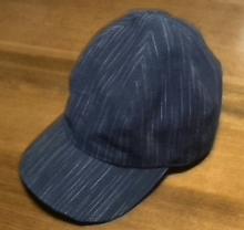 野球帽完成