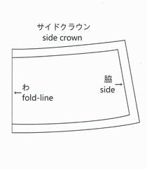 side crown pattern