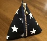 une pochette berlingot (étoile)