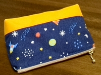 patched pouch (space)